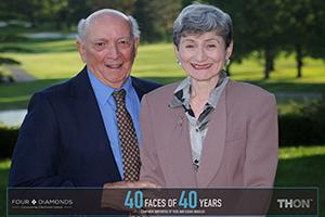 Charles and Irma Millard